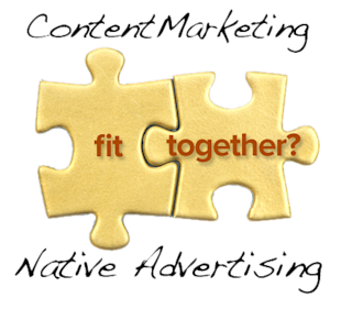 Native Advertising vs. Content Marketing image CMvsNA1