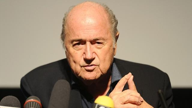 European Football - Blatter wants to revive 6+5 proposal