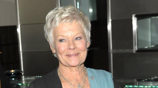 Judi Dench NINE Luncheon At Per Se