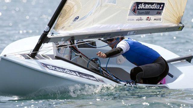 Sailing - Wright optimistic on road to Rio after claiming world silver