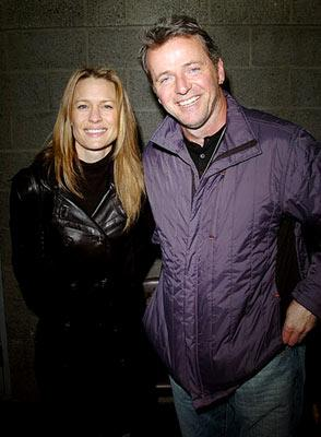 Robin Wright Penn and Aidan Quinn  Nine Lives Premiere - 1/24/2005 Sundance Film Festival