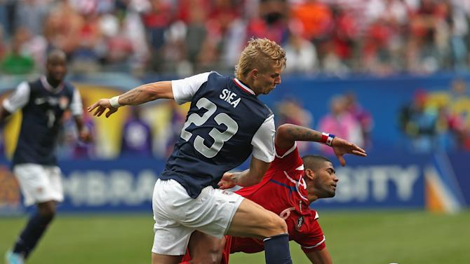 Championship - 2013 CONCACAF Gold Cup