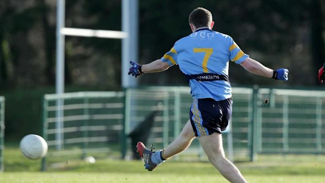 GAA to trial clock/hooter system for the first time this weekend at the Sigerson Cup