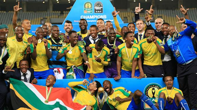 EXTRA TIME: Sundowns players still overwhelmed by Champions League glory
