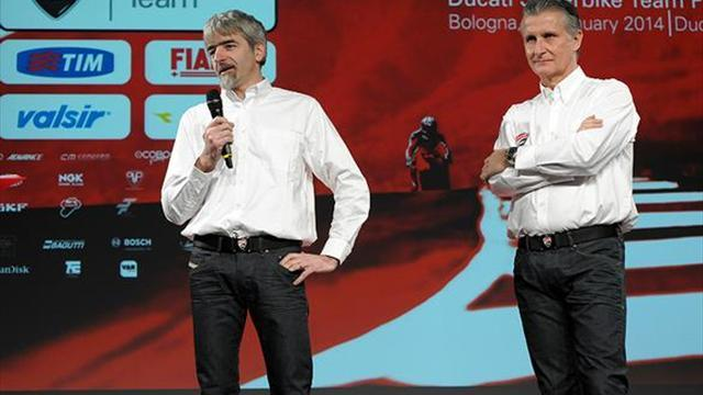 Superbikes - 'A lot of work to do' says Dall'Igna at Panigale launch