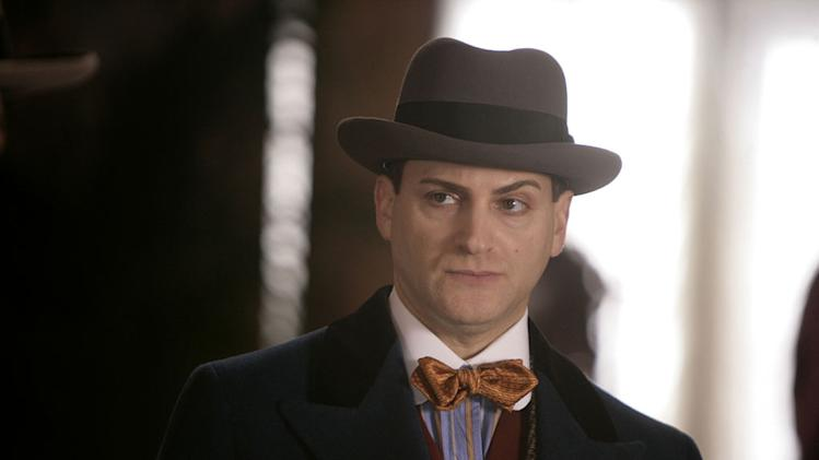 "Michael Stuhlbarg stars in ""Boardwalk Empire."""