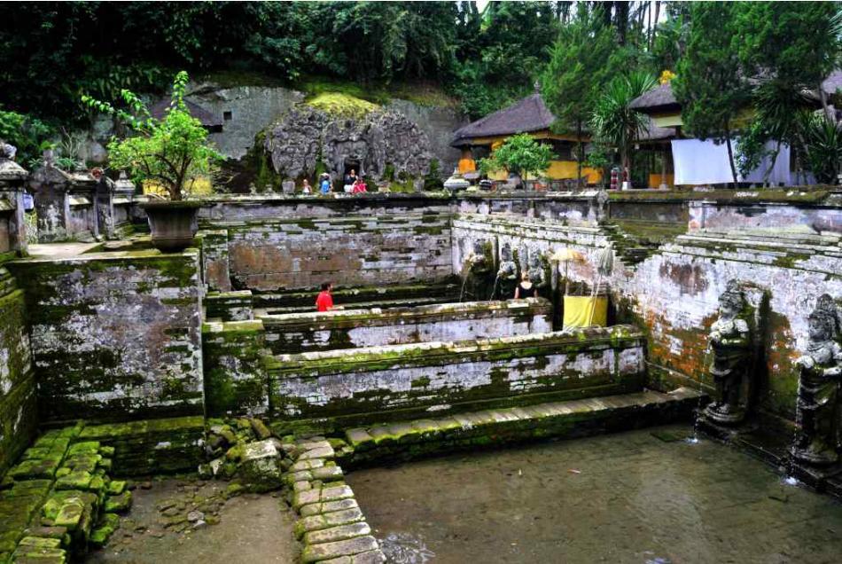 Bali Goa Gajah Temple