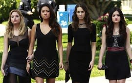 'Pretty Little Liars' Returns Up Double Digits; 'Twisted' Debuts Solid