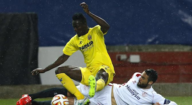 Video: Sevilla vs Villarreal