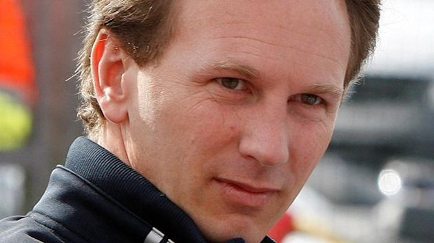FORMULA ONE Red Bull Racing's Christian Horner