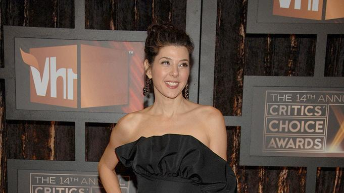 14th Annual Critics' Choice Awards 2009 Marisa Tomei