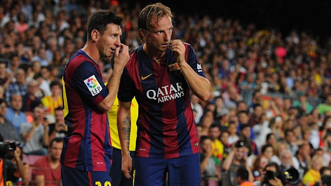 Liga - Rakitic: Messi might be the best of all time