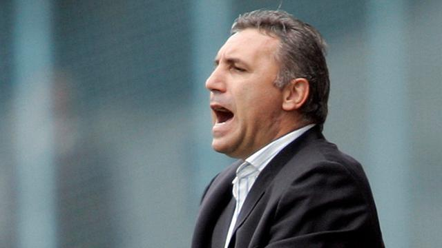 European Football - Stoichkov quits troubled CSKA Sofia after one month