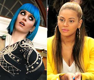 Katy Perry Disses Beyonce, Talks Rihanna Duet