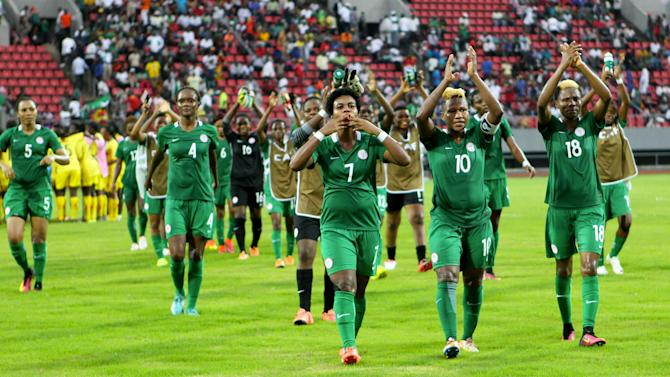Super Falcons depart Yaounde after winning African Women's Cup of Nations title