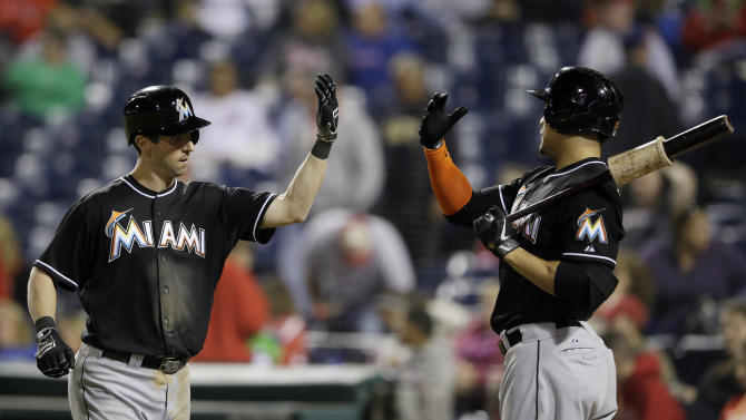 Lucas' HR gives Marlins 4-3 win