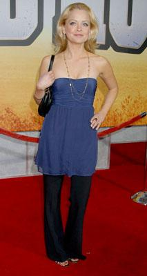 Marisa Coughlan at the Los Angeles premiere of Touchstone Pictures' Wild Hogs