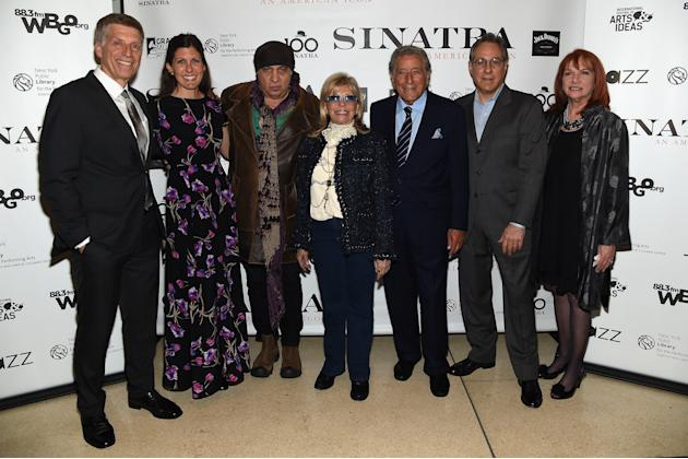 """Jack Daniel's Sinatra Select Celebrates the Grammy Museum's """"Sinatra: An American Icon"""" at The New York Public Library of Performing Arts"""