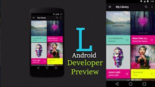 Step by Step Guide to Install Android L on Nexus image Android L UI Example 600x335