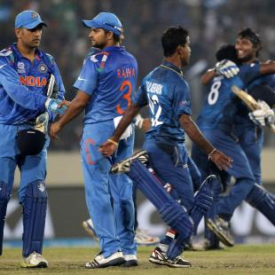 It was a perfect game for Sri Lanka, says Dhoni