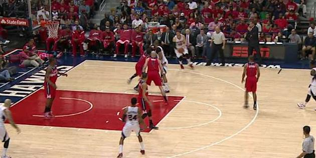 Three-Pointer For Korver