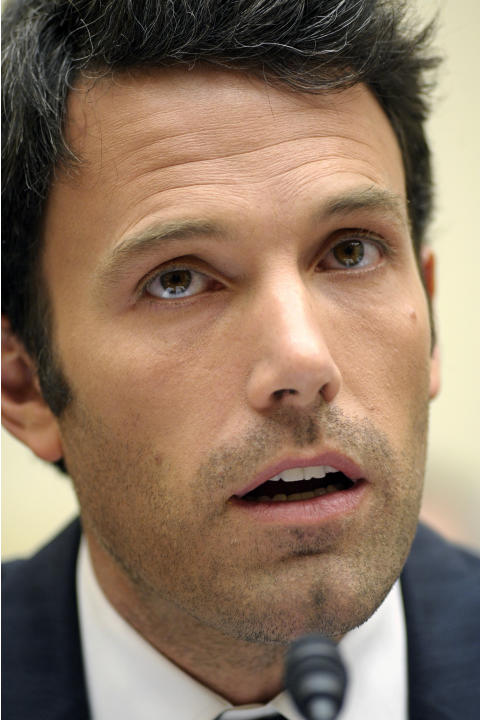 Email: Affleck asked PBS to not reveal slave-owning ancestor