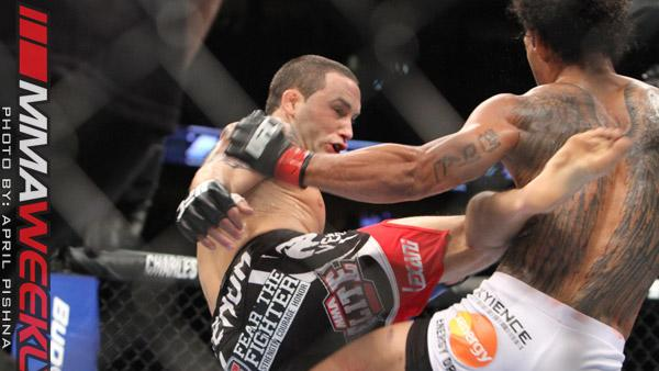 Dana White Doesn't Want to See Frankie Edgar Return to Lightweight