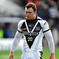 Stefan Marsh enjoyed a loan spell with Widnes