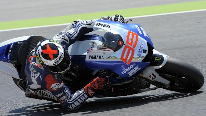 Spain GP Motorcycle Rancing