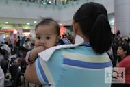 The Department of Interior and Local Government (DILG) has issued an order to all LGUs to promote breastfeeding by setting up stations for nursing mothers.