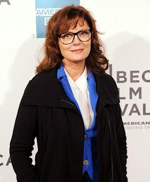 """Susan Sarandon: """"I've Had My Phone Tapped"""" by the Government"""