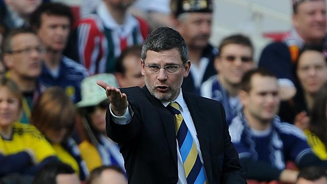 Craig Levein is under pressure after a poor start to Scotland's qualifying campaign