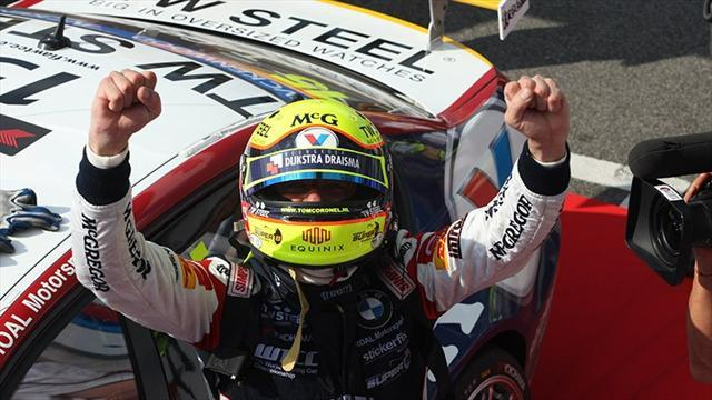 WTCC - Coronel claims win for BMW