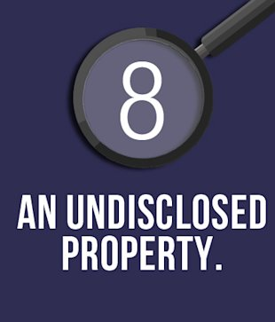 8. An undisclosed property.