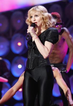 Madonna Responds to Leaked Demos