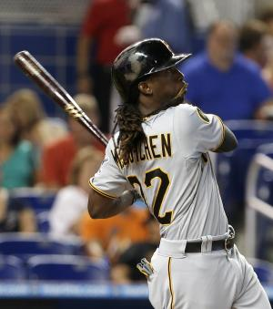 McCutchen homers as Pirates beat Marlins 8-6
