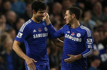 Six Chelsea stars named in PFA Team of the Year
