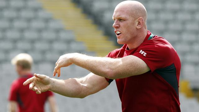 Rugby - Penney hails inspiring O'Connell