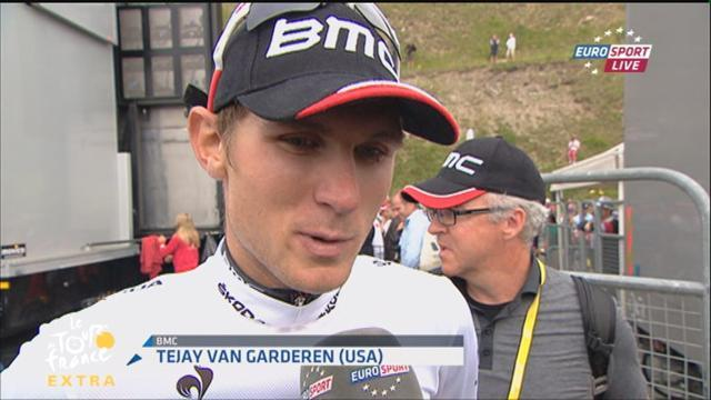 Van Garderen: Tour not over