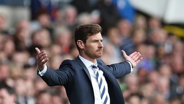 Premier League - AVB: We deserved to win
