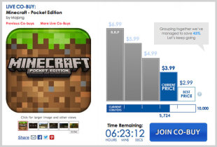 Analysis: How Amazon's App Store Can Overtake Google & Apple image amazon app cobuy minecraft6