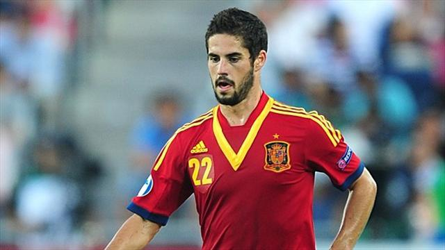 World Cup - Koke, Mario to start for Spain, Isco out