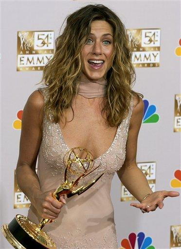 Emmy award winner, 2002