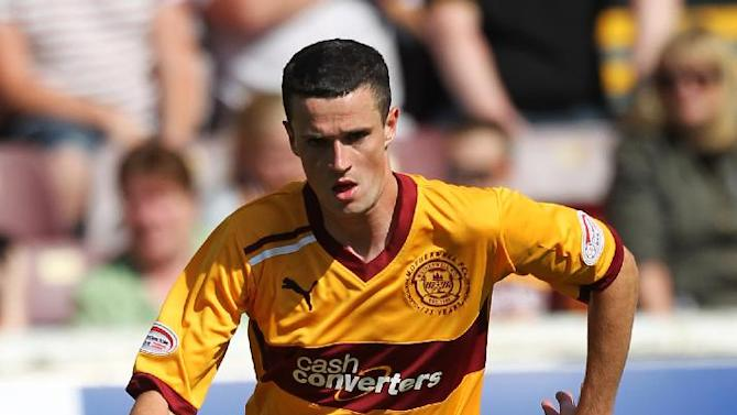 Jamie Murphy is reportedly on the transfer radar of Rangers boss Ally McCoist