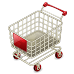 How to Grow Your Newsletter List & Drive Sales Using Facebook and Video. image empty shopping cart 300x300
