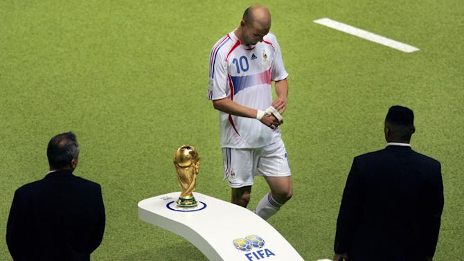 Zinedine Zidane: France's Greatest Champion?