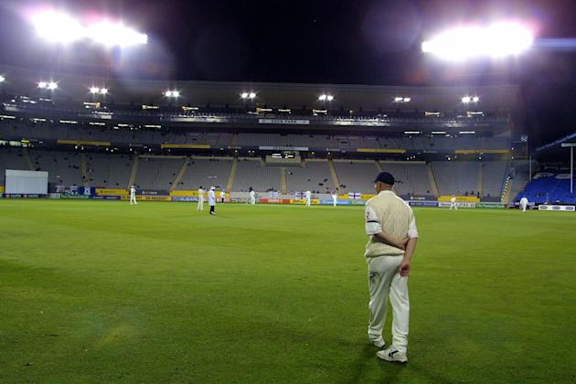 The English Carry On Fielding As The New Zealand B