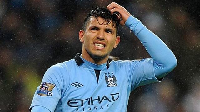 Premier League - Aguero targets quick return