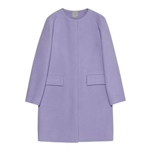Cos Coat: What to Wear: Weekend: High Street Winter Coats: Fashion