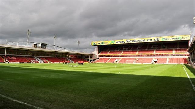 Football - Walsall cleared after racism claim